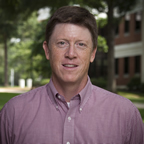 David Earle, one of my awesome co-workers at Erskine College
