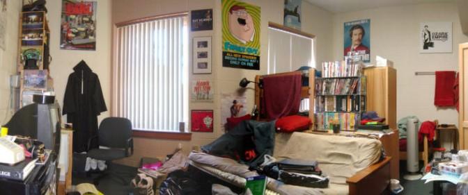 """Why I hate the """"freshman dorm"""""""