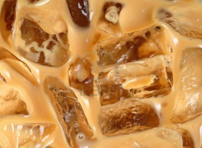 Iced Coffee recipe….Ramey-style