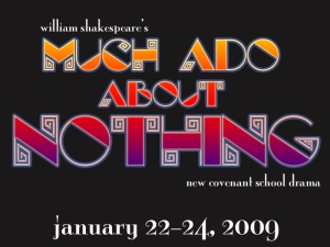 Much Ado full info