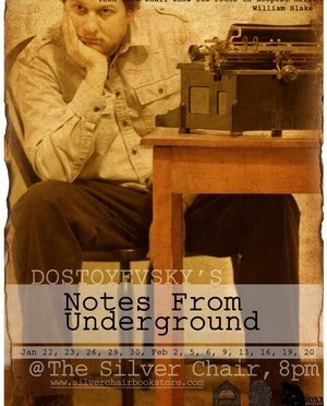 "Notes on ""Notes from Underground"""