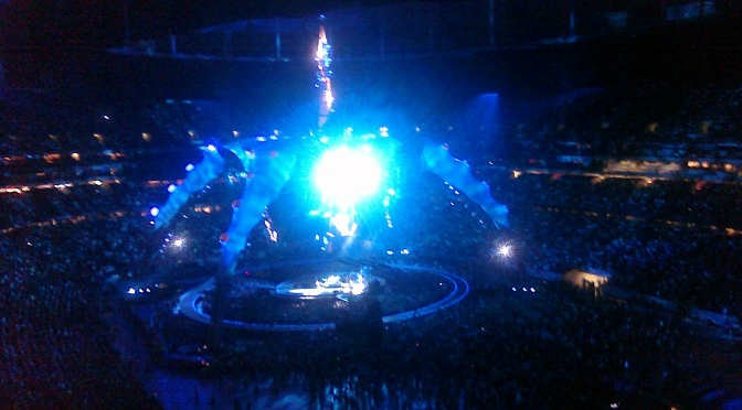 "Concert Report: U2/Muse ""360 Tour"""