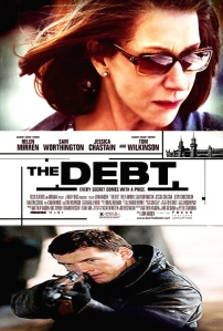 debt_movie poster