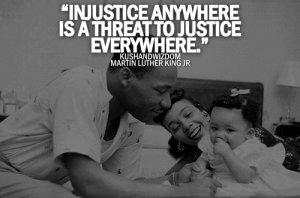 MLK justice quote