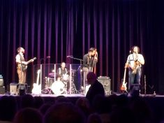 A surprising highlight of the trip came on Monday evening. The Kennedy Center provides a free concert every night of the year (!) in what they call their Millennium Stage, which is tucked at the end of the massive 4-story lobby. The Roosevelt Dimes performed and they were AWESOME. I highly recommend them.