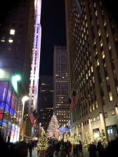 Christmas at the Rockefeller Center