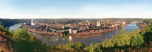 Clairton Steel Works, Clairton, PA (part of US Steel)