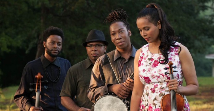 Concert Review: Carolina Chocolate Drops, Grace and Tony - @The Handlebar