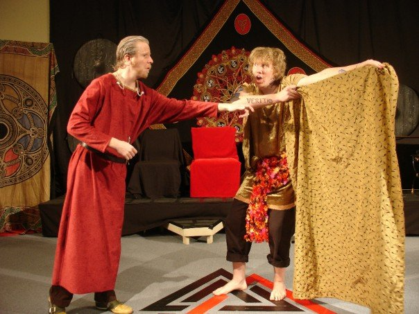 from the 2007 NCS production of Hamlet