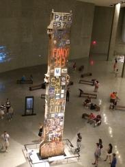 """""""The Last Column"""" 9/11 Memorial & Museum"""