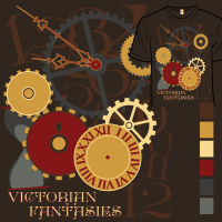 Once in a while I have time to just play around with design, like this t-shirt I did for the Woot! shirt derby,