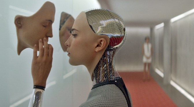 Discussion ideas for Ex Machina