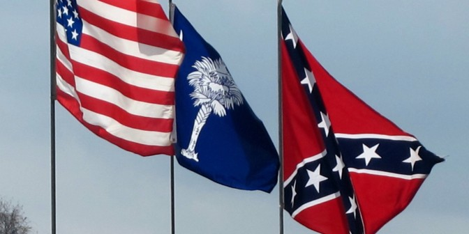 It's about loving your neighbor: The Flag Controversy