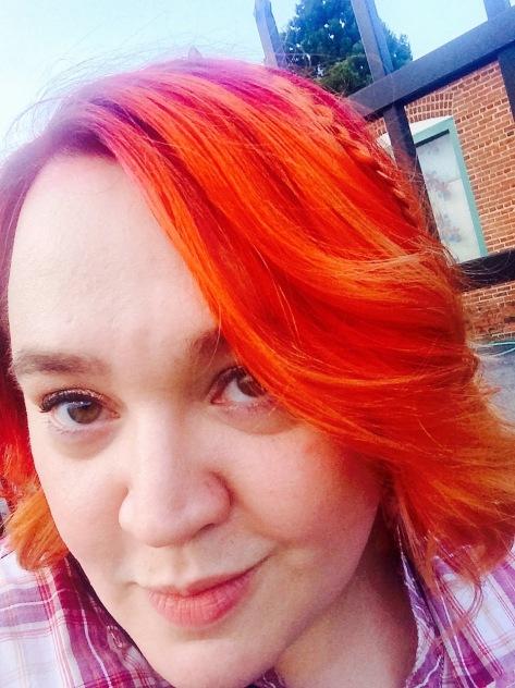 sunset hair