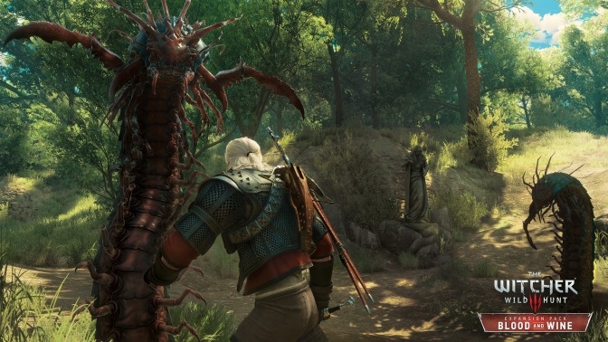 I played a parenting sim disguised as the best video game I've ever played [The Witcher 3]