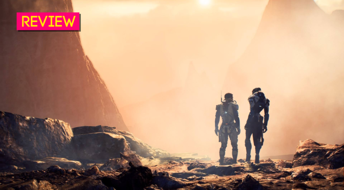 Wanted: A soul –  Mass Effect: Andromeda Review
