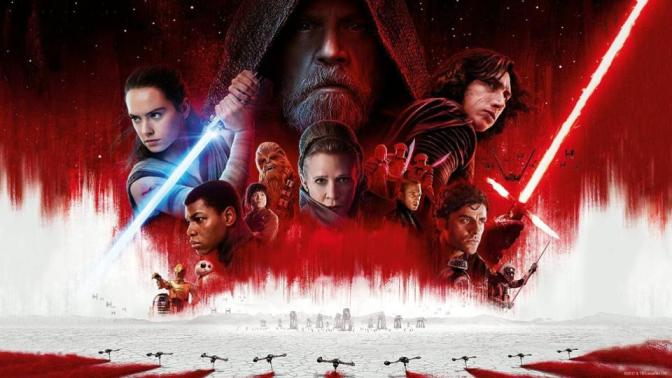 Three thoughts on Star Wars: The Last Jedi