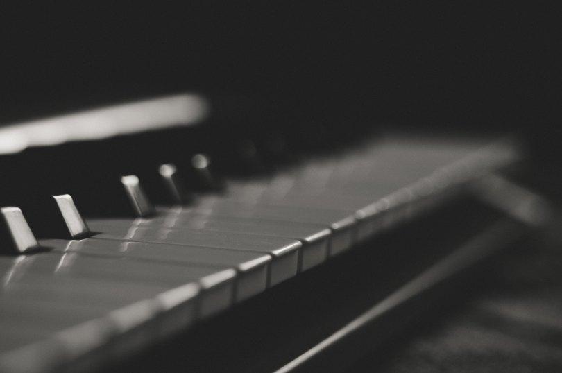 worship music piano