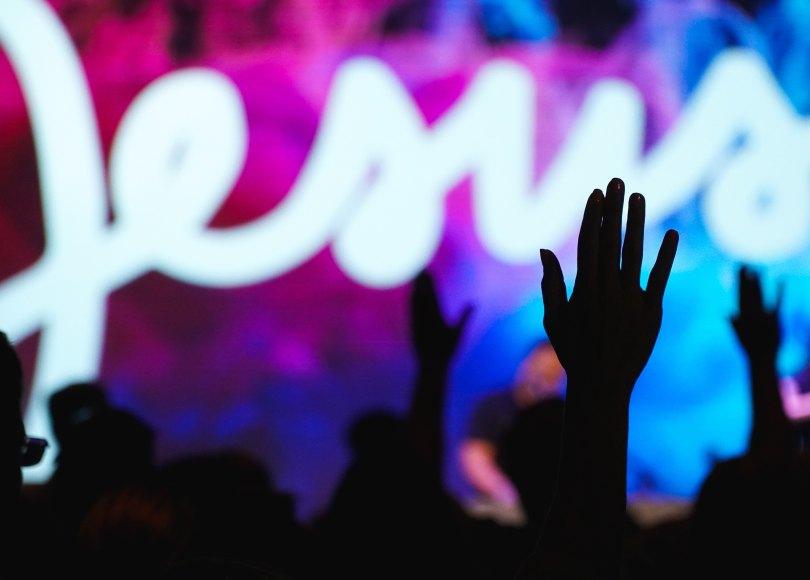 Church Worship Jesus