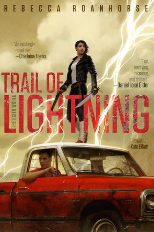 Trail of Lightning, Roanhorse, Review - Hugo Awards 2019