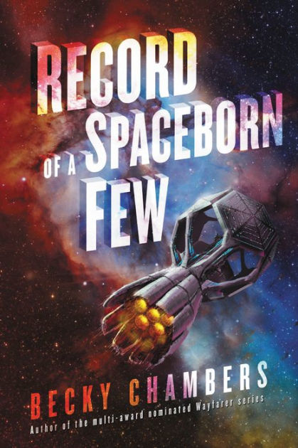 Review-Record Spaceborn Few-Chambers-Hugo Awards 2019