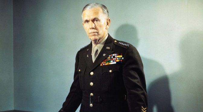 George C Marshall – the leader we needed – and still need