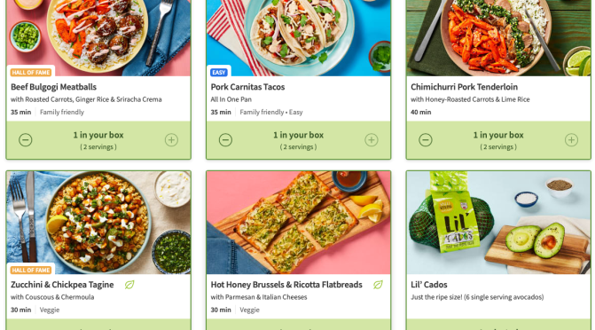 Review: HelloFresh